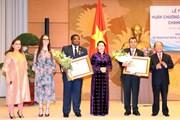 Trao Huân chương Hữu nghị tặng lãnh đạo, nguyên lãnh đạo IPU