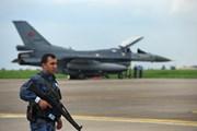 Thổ Nhĩ Kỳ sử dụng 72 máy bay oanh tạc khi đánh tràn sang đất Syria