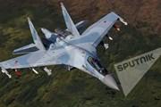 Nga và Myanmar nhất trí về thương vụ bán máy bay tiêm kích Su-30
