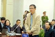 Thẩm phán Tòa án Hà Nội nói về phiên tòa xét xử Trịnh Xuân Thanh