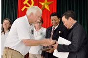 Tiếp tục đóng góp vào việc xây dựng, phát triển quan hệ Việt-Mỹ
