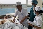 Bệnh viện ở Đồng Nai cứu sống bệnh nhân bị vỡ u gan đột ngột