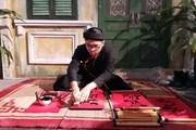 [Photo] Đến Hoàng Thành Thăng Long trải nghiệm Tết truyền thống