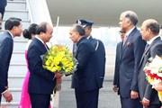 Thủ tướng Nguyễn Xuân Phúc trả lời phỏng vấn báo chí Ấn Độ