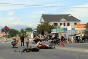 Xử lý nghiêm khắc, triệt để các hành vi vi phạm an toàn giao thông