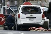 Mỹ bắt giữ đối tượng lái xe đâm vào hàng rào an ninh gần Nhà Trắng
