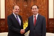 Chile mong muốn Việt Nam chia sẻ kinh nghiệm tổ chức Năm APEC