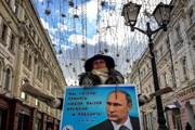 [Mega Story] Bầu cử Tổng thống Nga: Cuộc đua thử thách bản lĩnh