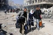 Phiến quân Syria đàm phán với phái đoàn LHQ về ngừng bắn ở Ghouta