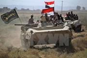 Quân đội Iraq bắt giữ hai thủ lĩnh cấp cao của IS gần Mosul
