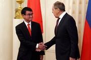 Ngoại trưởng Nhật-Nga hội đàm hướng tới cuộc gặp thượng đỉnh