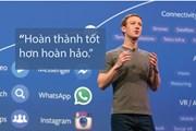 Những câu nói nổi tiếng của ông chủ Facebook Mark Zuckerberg