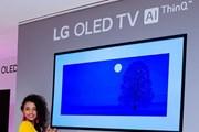 LG sắp bán dòng OLED TV đời 2018 trang bị nền tảng AI DeepThinQ
