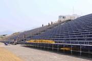 Lắp đặt khán đài hơn 21.000 chỗ ngồi phục vụ Lễ hội pháo hoa Đà Nẵng