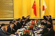 [Mega Story] 'Lực hút' của lợi ích: Nhìn từ mối quan hệ Trung-Nhật