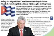 [Infographics] Chủ tịch Hội đồng Nhà nước và Hội đồng Bộ trưởng Cuba