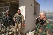 Lực lượng chính phủ Syria phát hiện mồ chôn tập thể ở Douma