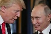 Tổng thống Donald Trump mời Tổng thống Nga Vladimir Putin thăm Mỹ