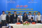 Đà Nẵng và Công ty FPT hợp tác xây dựng thành phố thông minh