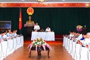 Nam Định cần xây dựng chiến lược phát triển kinh tế-xã hội phù hợp