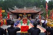 Lễ giỗ Đức Quốc Tổ Lạc Long Quân và tưởng niệm Tổ Mẫu Âu Cơ