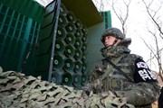 Hàn Quốc ngừng phát thanh tuyên truyền dọc biên giới với Triều Tiên