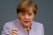 Thủ tướng Đức nhấn mạnh tầm quan trọng của thương mại tự do