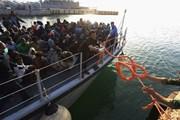 Tìm thấy thi thể của 11 người di cư ở ngoài khơi bờ biển Libya