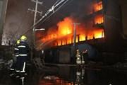 Trung Quốc: Bắt giữ nghi can phóng hỏa quán karaoke làm 18 người chết