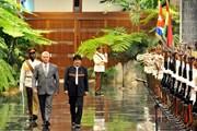 Bolivia sẵn sàng tăng cường hợp tác với Cuba trong giai đoạn mới