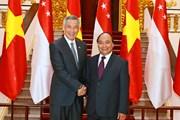 Tạo xung lực mới cho quan hệ Đối tác chiến lược Việt Nam-Singapore