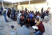 Hải quân Libya giải cứu hàng trăm người di cư bất hợp pháp