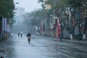 Ngày Giỗ Tổ, miền Bắc mưa rải rác cả ngày, miền Nam oi nóng