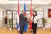 Đại sứ Ngô Thị Hòa làm Chủ tịch luân phiên Ủy ban ASEAN tại La Hay