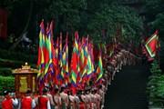 [Photo] Hàng nghìn người dâng hương tưởng niệm các Vua Hùng