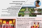 [Infographics] Thăm Cố đô Huế - một điểm đến với năm di sản