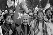 Những hình ảnh về ngày giải phóng miền Nam, thống nhất đất nước