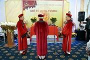 Người Việt tại Liên bang Nga tổ chức lễ Giỗ Tổ Hùng Vương