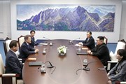 Lãnh đạo hai miền Triều Tiên bắt đầu phiên họp buổi chiều