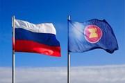 Việt Nam tham dự Hội nghị Quan chức cấp cao ASEAN-Nga lần thứ 15
