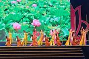 Lễ hội Làng Sen 2018 để lại ấn tượng tốt đẹp trong lòng du khách