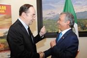 Việt Nam-Mexico thúc đẩy xây dựng quan hệ đối tác mới trong thế kỷ 21