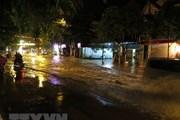 Đêm 21/5: Nhiều vùng có mưa rào, đề phòng thời tiết nguy hiểm