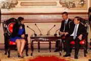 Việt Nam-Cuba chia sẻ kinh nghiệm trong công tác Đoàn, thanh niên