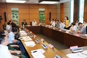 Đại biểu Quốc hội kiến nghị nhiều vấn đề về an sinh xã hội