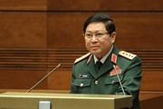Quốc hội thảo luận về dự án Luật Cảnh sát biển, Luật Quốc phòng