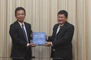 Thành phố Hồ Chí Minh đề nghị Nhật giúp phát triển công nghiệp hỗ trợ
