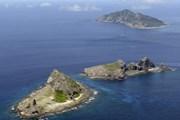 Tàu Trung Quốc đi vào vùng biển gần quần đảo tranh chấp với Nhật