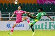 Thủ môn mắc sai lầm, Sài Gòn FC thua Xổ số kiến thiết Cần Thơ
