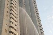 Dập tắt vụ cháy tại chung cư CT3 Bắc Hà, cứu 6 người an toàn
